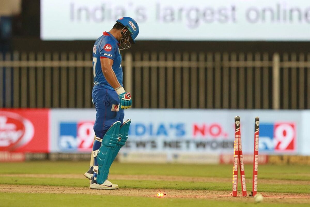 IPL 2020: ऋषभ पंत हो सकते हैं आईपीएल से बाहर, इस खिलाड़ी को मिल सकती है जगह! 1