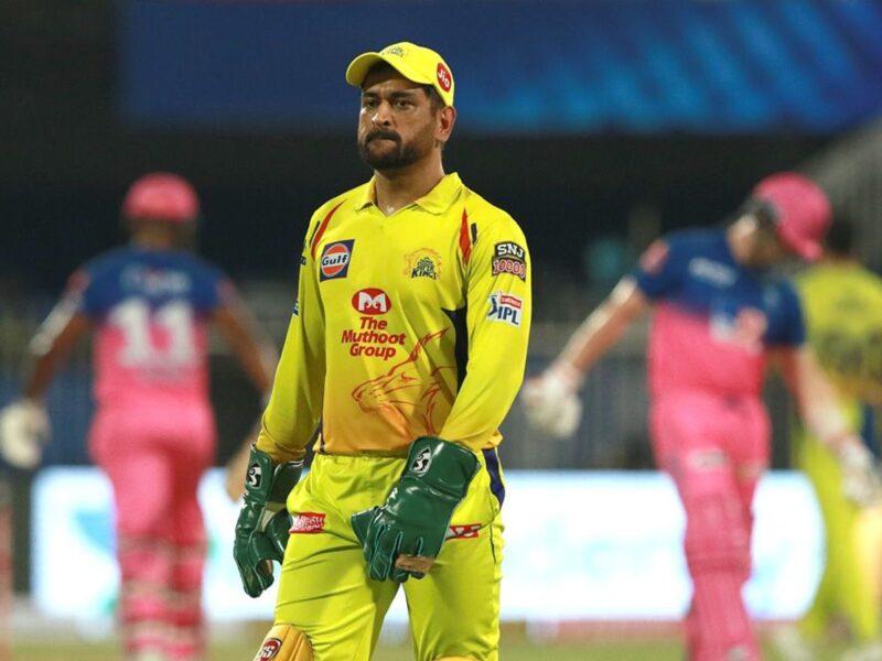 महेन्द्र सिंह धोनी की टीम पॉइंट्स टेबल के 8वें स्थान पर, सोशल मीडिया पर ऐसे उड़ रहा है मजाक 6