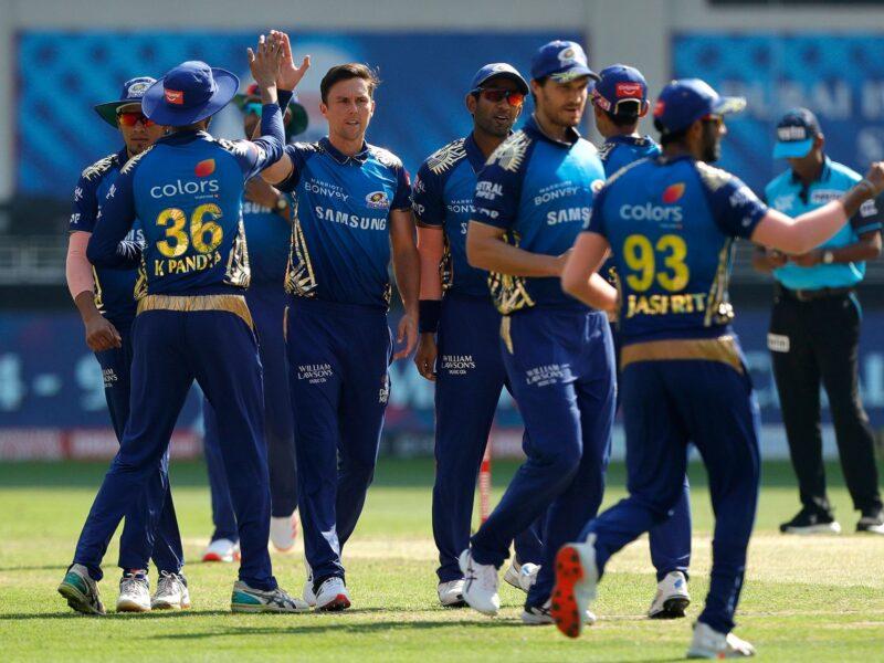 DC vs MI : STATS : मैच में बने 8 रिकॉर्ड्स, मुंबई इंडियंस ने पहली बार किया ये शानदार कारनामा 14
