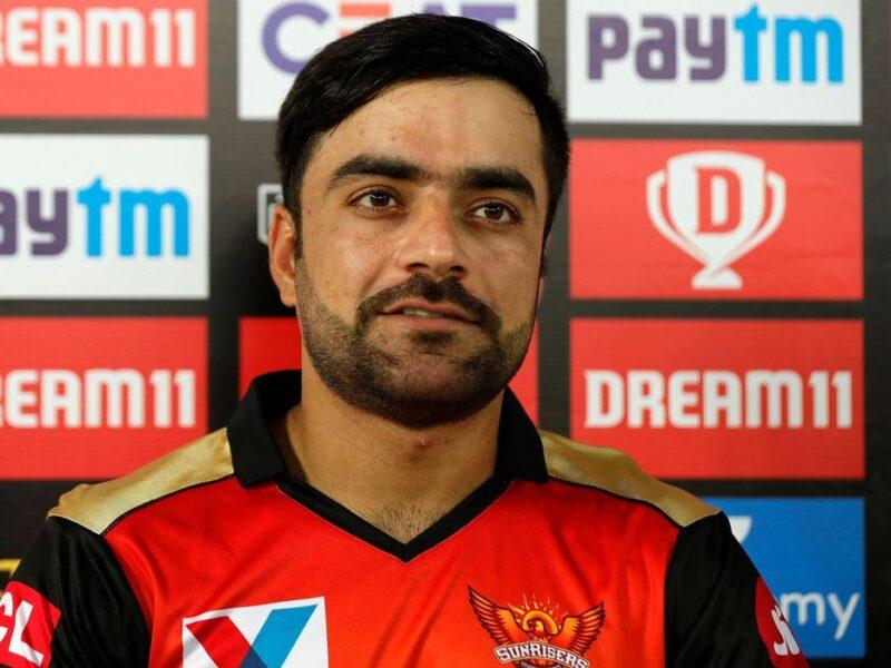 आईपीएल 2020- किंग्स इलेवन पंजाब के खिलाफ गेंदबाजी कर रहे राशिद खान के दिमाग में थी ये बात 10