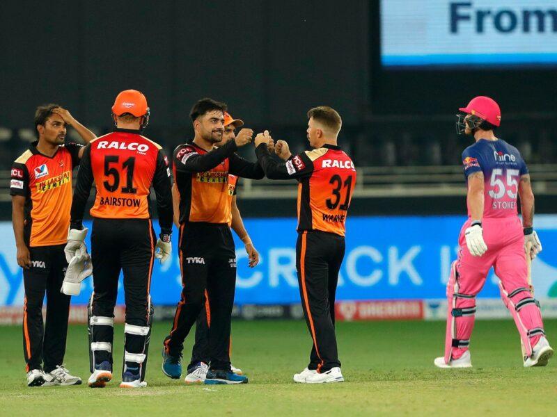 RR vs SRH : STATS : मैच में बने 9 रिकॉर्ड्स, हार के साथ राजस्थान रॉयल्स ने बनाया ये शर्मनाक रिकॉर्ड 5