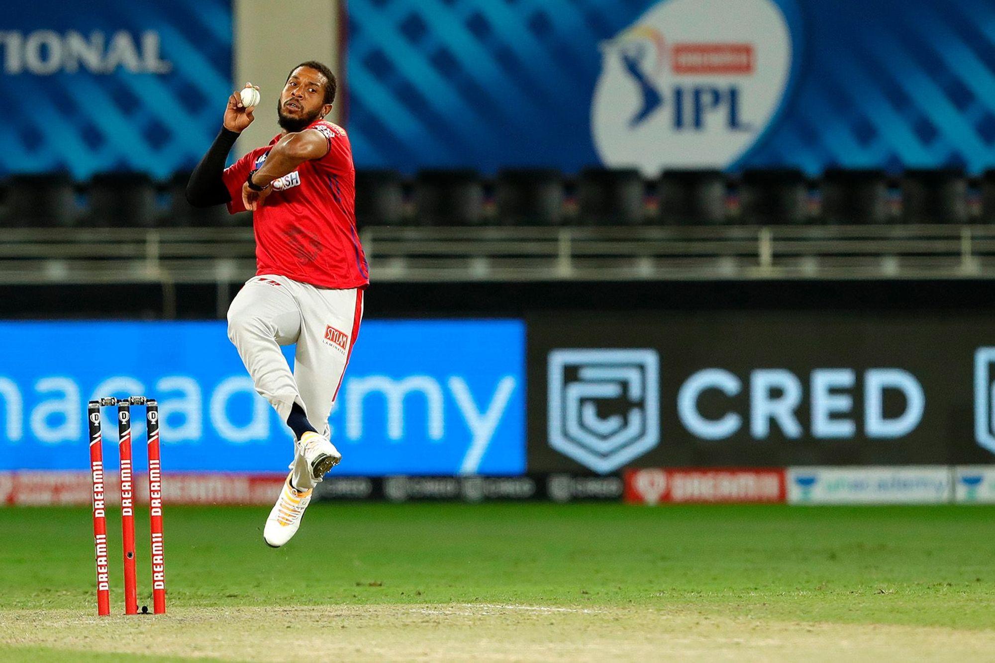 KXIPvsSRH: मैन ऑफ द मैच खिताब जीतने के बाद क्रिस जॉर्डन ने इसे दिया शानदार गेंदबाजी का श्रेय 1