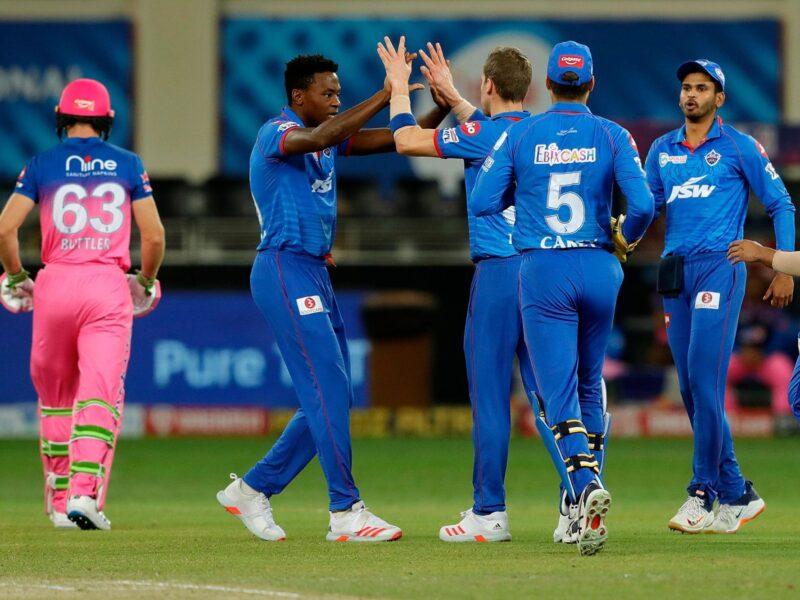 RR vs DC : STATS : मैच में बने 8 रिकॉर्ड, कगिसो रबाडा ऐसा करने वाले बने आईपीएल के पहले गेंदबाज 7