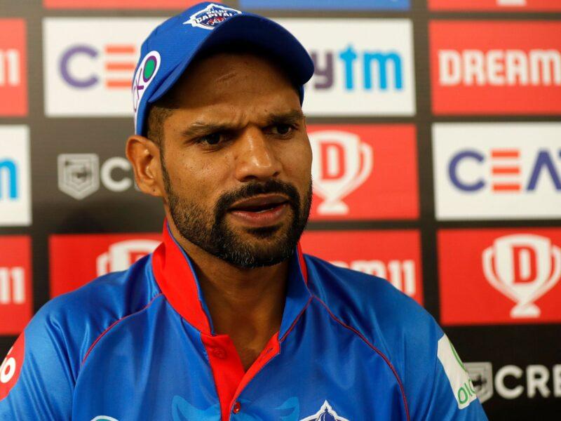 DCvsRR: जीत के बाद कार्यवाहक कप्तान शिखर धवन ने बताया की अय्यर अगला मैच खेलेंगे या नहीं 6