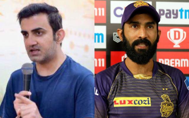 आईपीएल 2020- दिनेश कार्तिक के कप्तानी छोड़ने की बात पर भड़के गौतम गंभीर, दिया खुद का उदाहरण 7