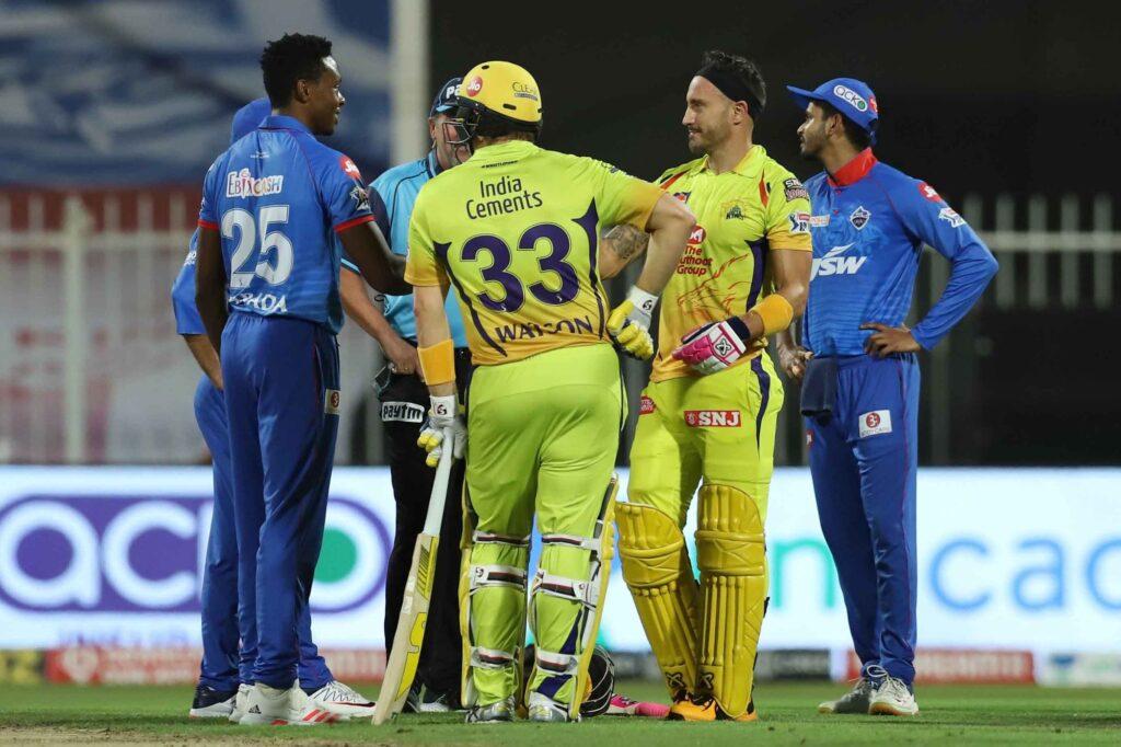 CSK vs DC : मैच में बने 9 रिकॉर्ड, शिखर धवन ऐसा करने वाले बने आईपीएल इतिहास के पहले खिलाड़ी 2