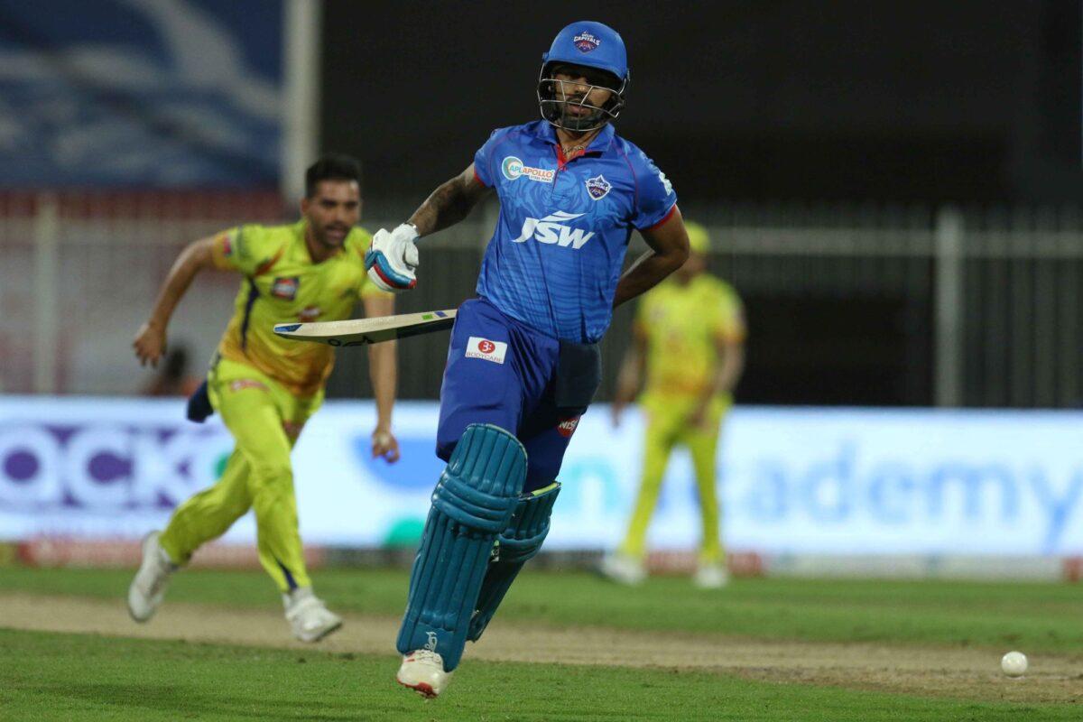 CSK vs DC : मैच में बने 9 रिकॉर्ड, शिखर धवन ऐसा करने वाले बने आईपीएल इतिहास के पहले खिलाड़ी 1