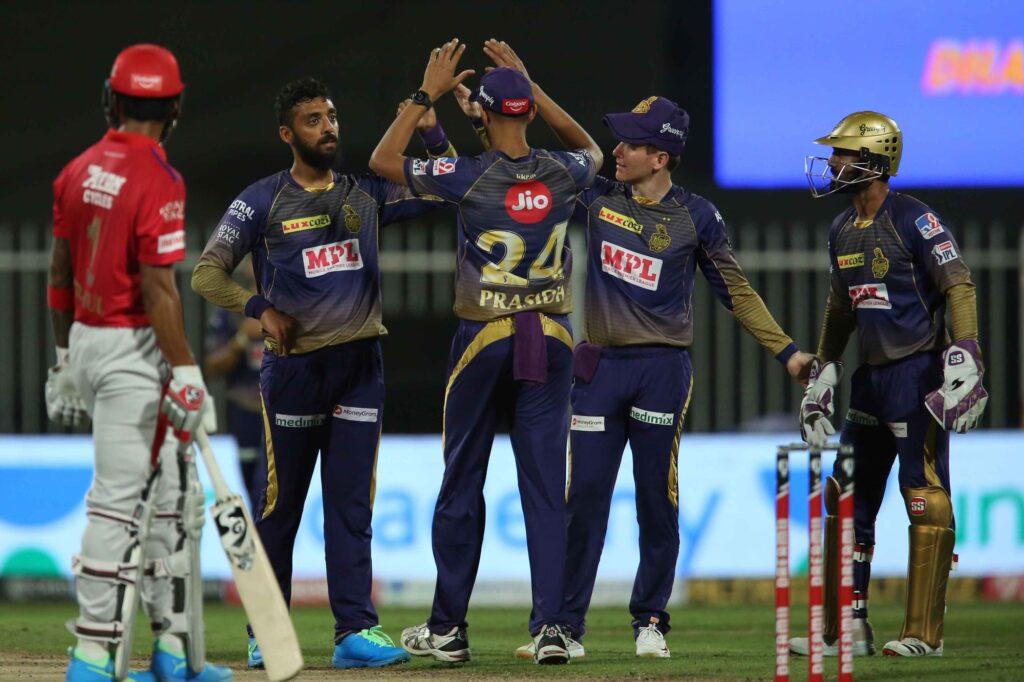 KKR vs KXIP : पंजाब की जीत के साथ पॉइंट्स टेबल पर हुआ बड़ा उलटफेर, अब ये 4 टीमें कर रही क्वालीफाई 3