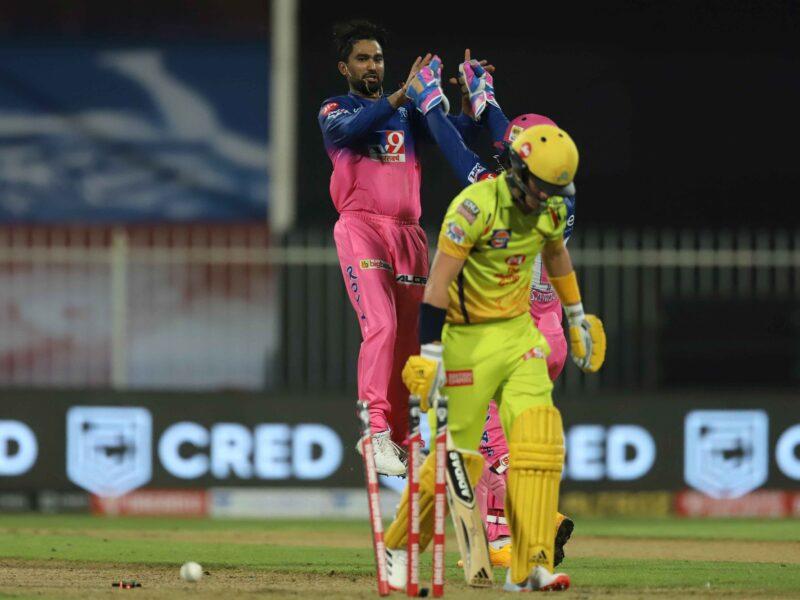 CSK vs RR : धीमी बल्लेबाजी के लिए चेन्नई सुपर किंग्स के बल्लेबाजों का जमकर उड़ा ट्विटर पर मजाक 9