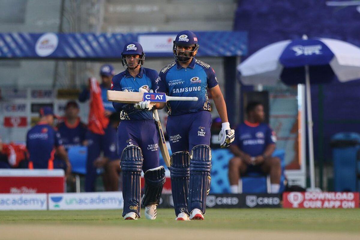 MI vs KKR : STATS : मैच में बने 9 रिकॉर्ड, रोहित शर्मा ने बना डाला ये ऐतिहासिक रिकॉर्ड 1