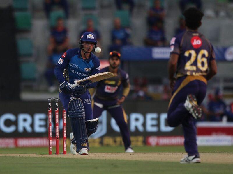 MI vs KKR : मुंबई इंडियंस की जीत के बाद डी कॉक ट्विटर पर छाएं, केकेआर के बल्लेबाजों का उड़ा मजाक 4