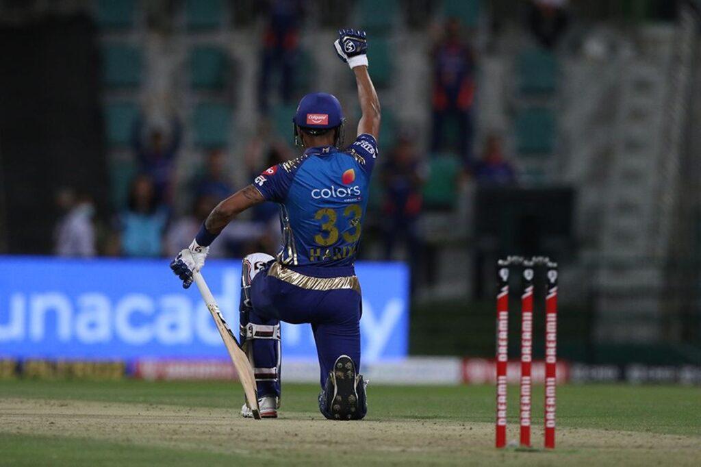 IPL 2020: अपनी तूफानी पारी के बाद हार्दिक पंड्या ने किया खुलासा, उन्हें था किस बात का इंतजार 4