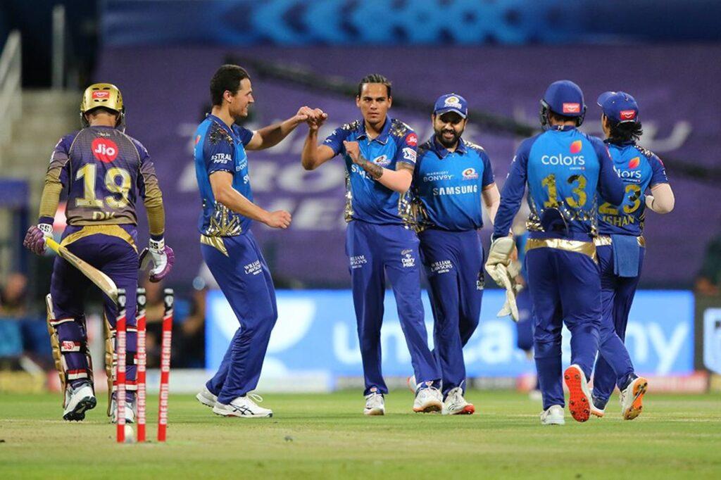 MI vs KKR : STATS : मैच में बने 9 रिकॉर्ड, रोहित शर्मा ने बना डाला ये ऐतिहासिक रिकॉर्ड 2