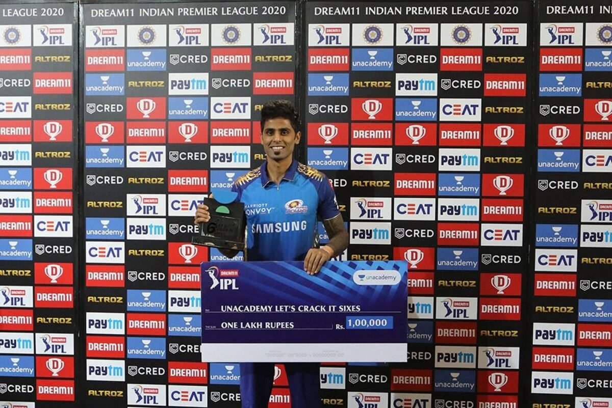 MIvsRCB: 'मैन ऑफ द मैच' सूर्यकुमार यादव ने खोला मैच जिताऊ पारी के पीछे का राज, रोहित शर्मा ने दी थी सलाह 1