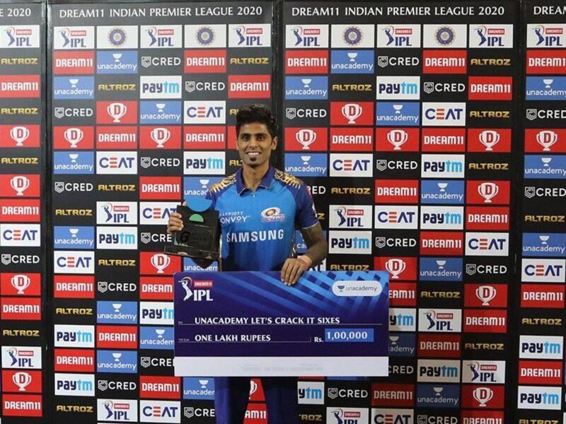 MIvsRCB: 'मैन ऑफ द मैच' सूर्यकुमार यादव ने खोला मैच जिताऊ पारी के पीछे का राज, रोहित शर्मा ने दी थी सलाह 5