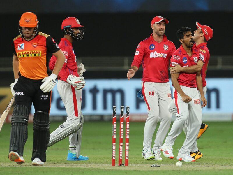 KXIPvsSRH: डेविड वॉर्नर की इस छोटी सी गलती के कारण जीते हुए मैच में भी पंजाब से 13 रन से हार गई सनराइजर्स हैदराबाद 16