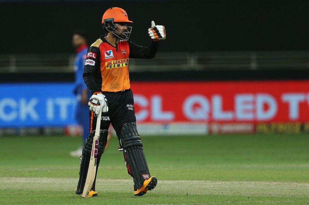 सनराइजर्स का मैच विनर खिलाड़ी हुआ चोटिल, आईपीएल 2020 से हो सकता बाहर 2