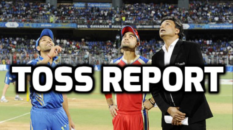 RCB vs MI : मुंबई इंडियंस ने जीता टॉस, इस प्रकार हैं दोनों टीमों की प्लेइंग इलेवन 1