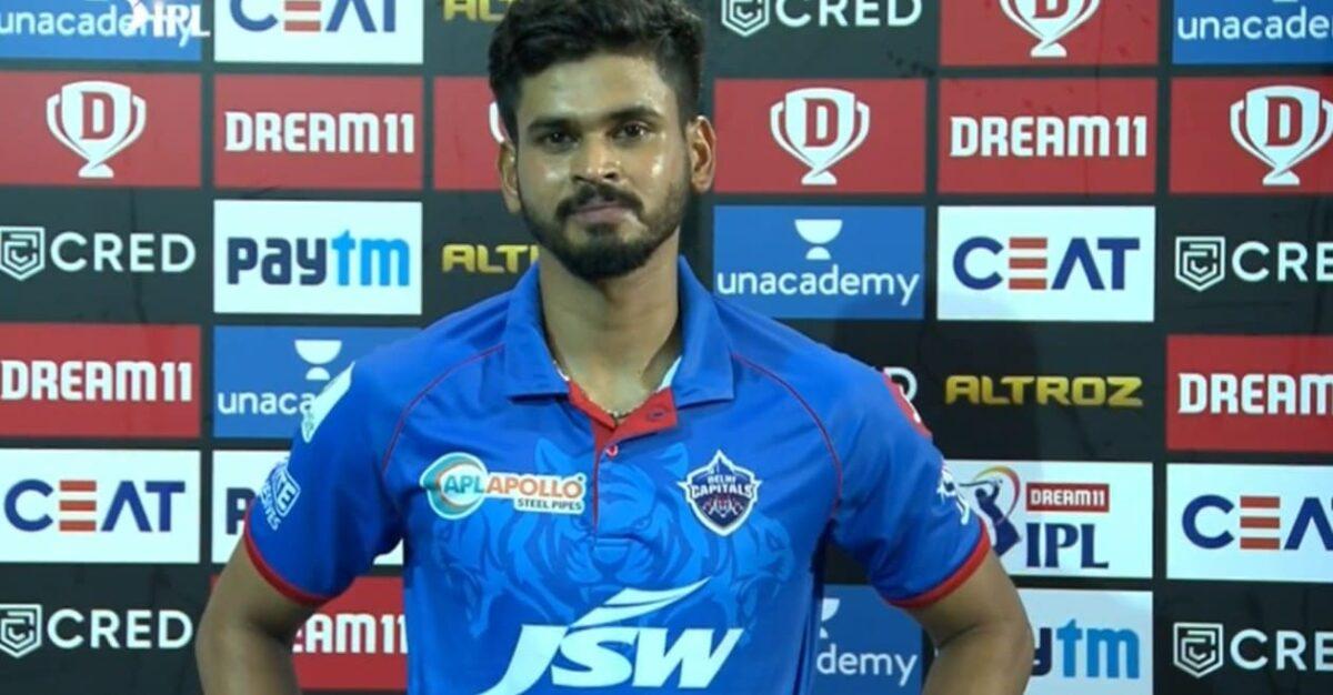 SRH vs DC : दिल्ली के कप्तान श्रेयस अय्यर ने इन्हें माना सनराइजर्स के खिलाफ मिली हार का जिम्मेदार 1