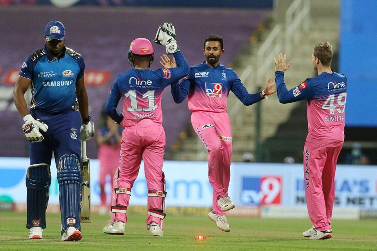 RRvsMI: राजस्थान रॉयल्स की धाकड़ जीत के बाद कौन निकला ऑरेन्ज-पर्पल कैप की रेस में आगे , जानिए ताजा समीकरण 1