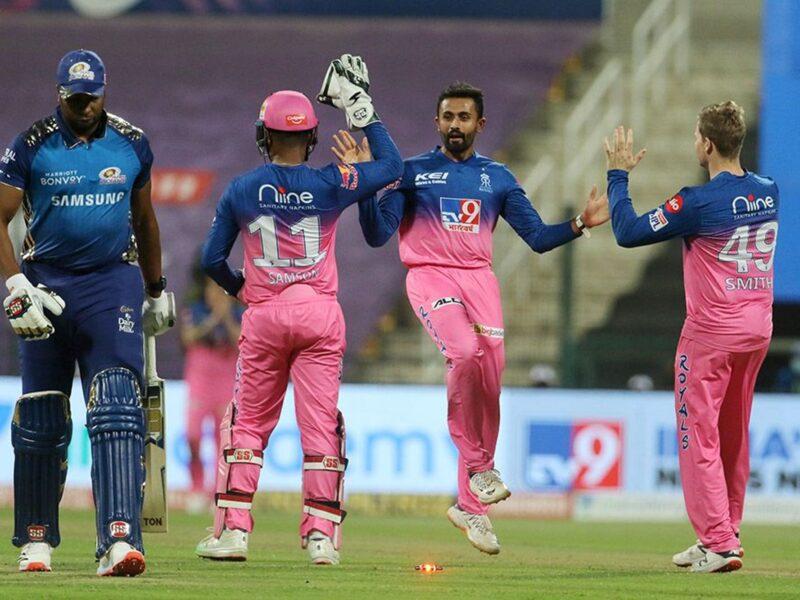 RRvsMI: राजस्थान रॉयल्स की धाकड़ जीत के बाद कौन निकला ऑरेन्ज-पर्पल कैप की रेस में आगे , जानिए ताजा समीकरण 9