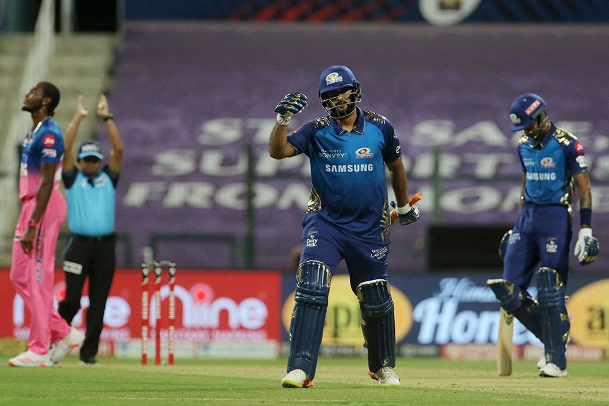 POINTS TABLE: रोमांचक रविवार के बाद राजस्थान रॉयल्स ने लगाई प्वॉइंट्स टेबल पर छलांग 2