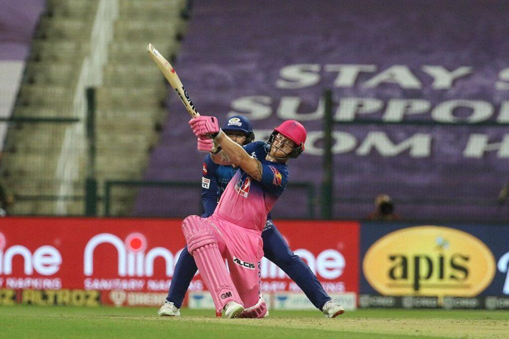 IPL 2020: बेन स्टोक्स ने मुंबई के खिलाफ शानदार पारी खेल खत्म किया राजस्थान के फैन्स का इंतजार 4