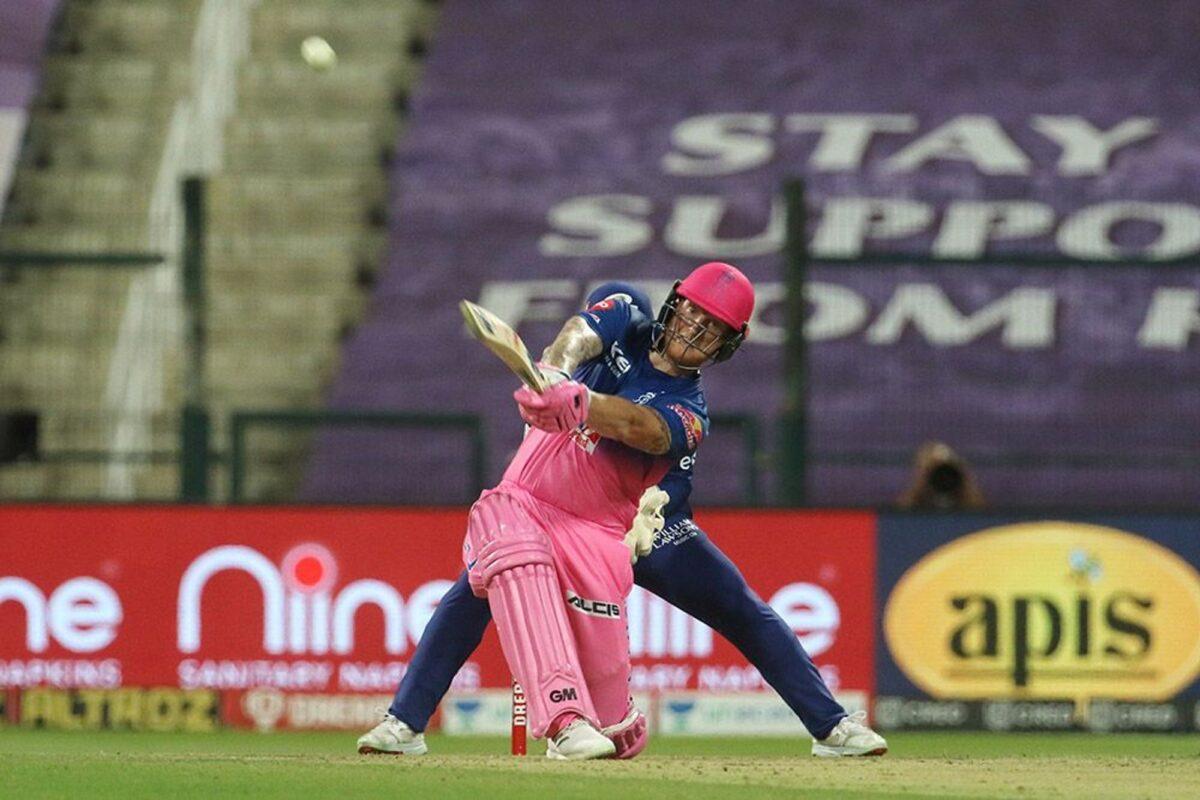 IPL 2020: बेन स्टोक्स ने मुंबई के खिलाफ शानदार पारी खेल खत्म किया राजस्थान के फैन्स का इंतजार 1