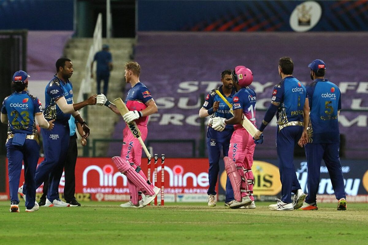 POINTS TABLE: रोमांचक रविवार के बाद राजस्थान रॉयल्स ने लगाई प्वॉइंट्स टेबल पर छलांग 1