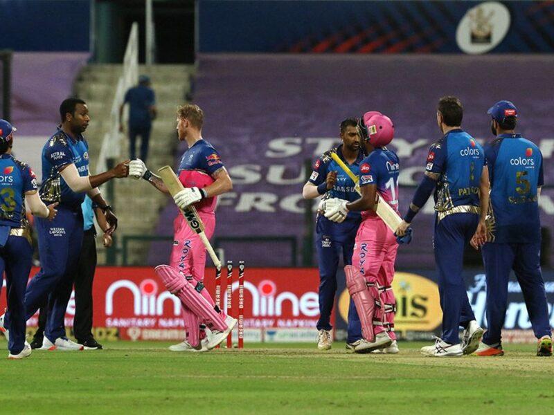 POINTS TABLE: रोमांचक रविवार के बाद राजस्थान रॉयल्स ने लगाई प्वॉइंट्स टेबल पर छलांग 10