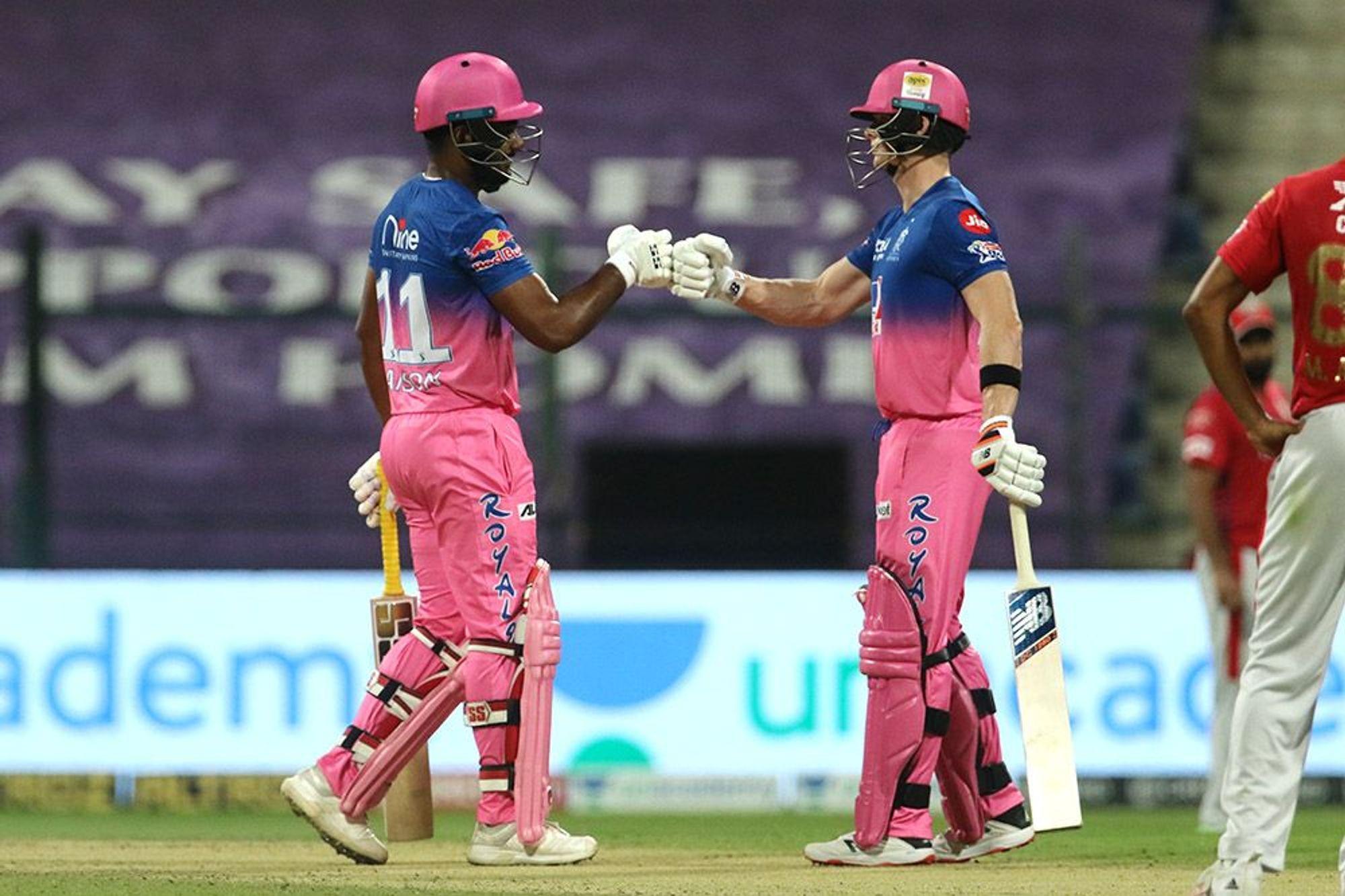 KXIPvsRR: जीत के बाद कप्तान स्टीव स्मिथ ने बताया क्यों जोस बटलर नहीं कर रहे है सलामी बल्लेबाज 2