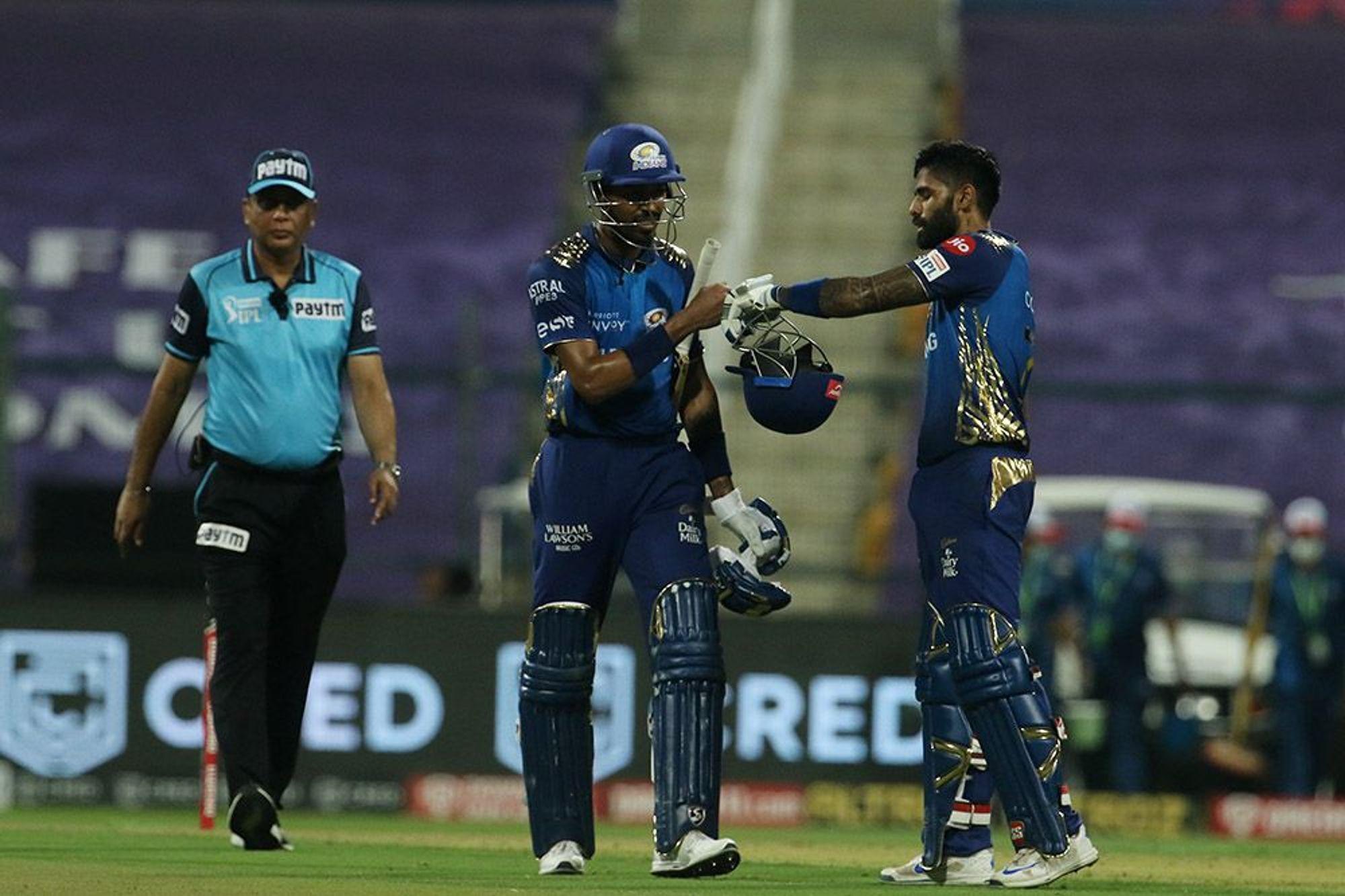 MIvsRR: मैन ऑफ द मैच बने सूर्यकुमार यादव ने इसको दिया अपनी बल्लेबाजी में सफलता का श्रेय 3