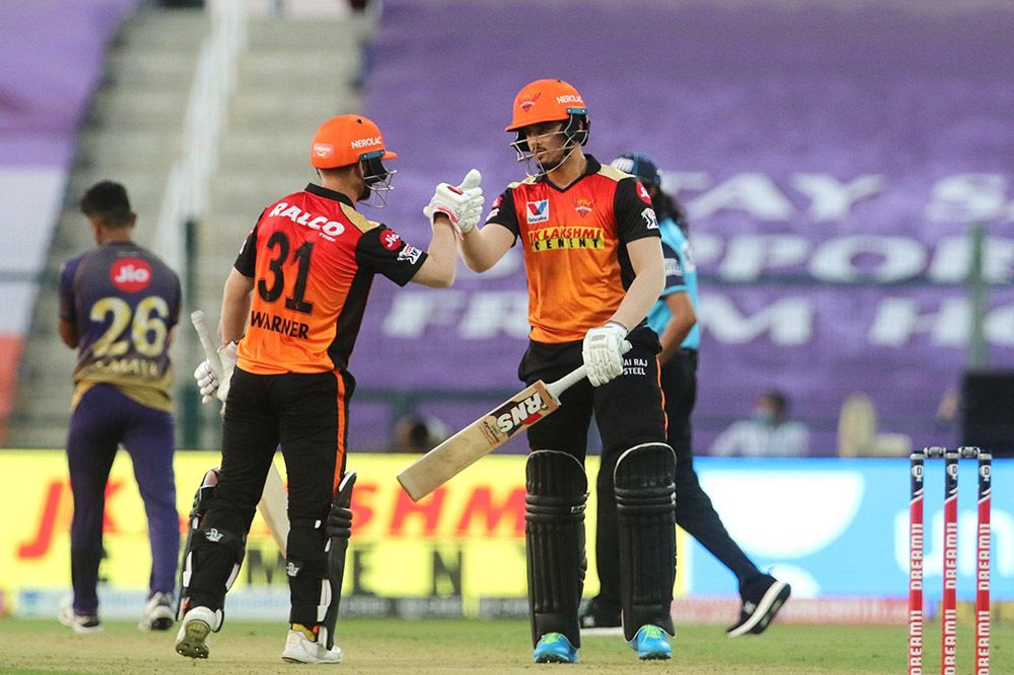 SRHvsKKR: सुपर ओवर में कोलकाता नाइट राइडर्स ने दर्ज की शानदार जीत, जीत में चमका ये खिलाड़ी 1