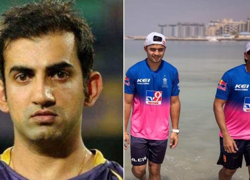 गौतम गंभीर ने राजस्थान रॉयल्स को इन 2 खिलाड़ियों को बाहर करने का दिया सुझाव 10