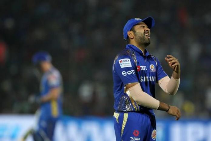 आईपीएल 2020- मुंबई इंडियंस की टीम को भी लग सकता है झटका, रोहित शर्मा हो सकते हैं इस सीजन से बाहर 4