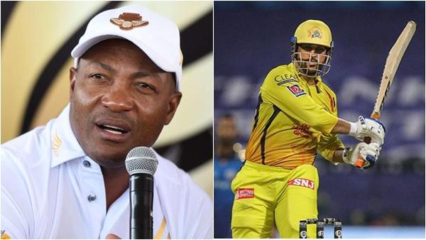 आईपीएल 2020- महेंद्र सिंह धोनी पर भड़के ब्रायन लारा, कहा माही के इस गलती की वजह से प्लेऑफ से बाहर हुई चेन्नई 15