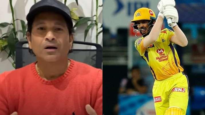 आईपीएल 2020- सचिन तेंदुलकर हुए ऋतुराज गायकवड़ के कायल, युवा क्रिकेटर के लिए कही ये खास बात 12