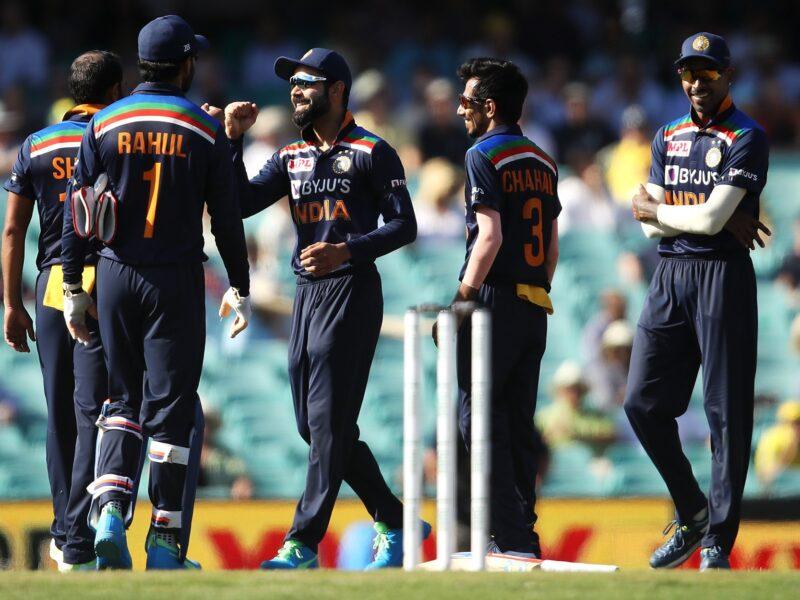 AUS vs IND : जीत के बाद ट्विटर पर छाया ये भारतीय तेज गेंदबाज, मैक्सवेल की भी हुई तारीफ 5
