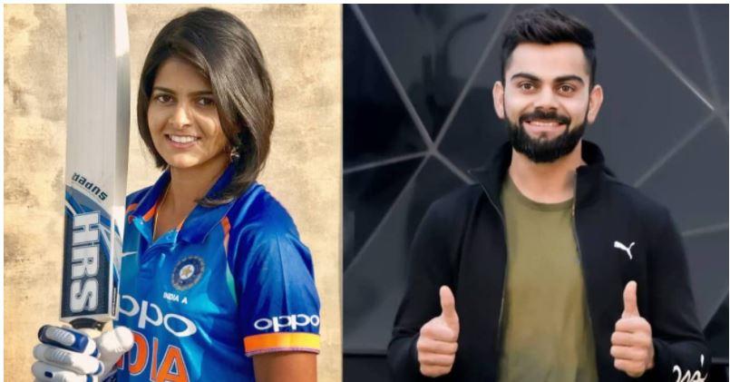 प्रिया पुनिया ने इन 2 पुरुष क्रिकेटरों को बताया अपना आइडल 1