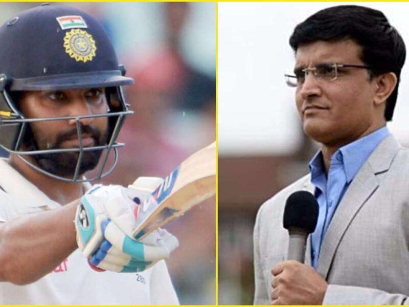 सौरव गांगुली ने बताया, रोहित शर्मा को ऑस्ट्रेलिया दौरे पर ना चूने जाने का कारण 10