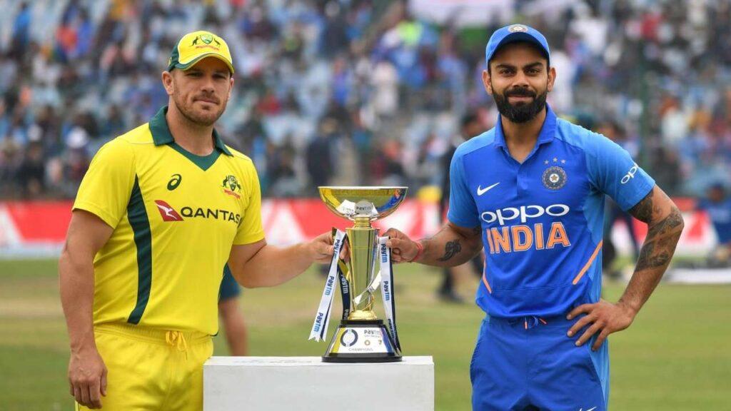 AUS vs IND : क्या बारिश डालेगी मैच में खलल? जानिए मौसम का पूरा हाल 5