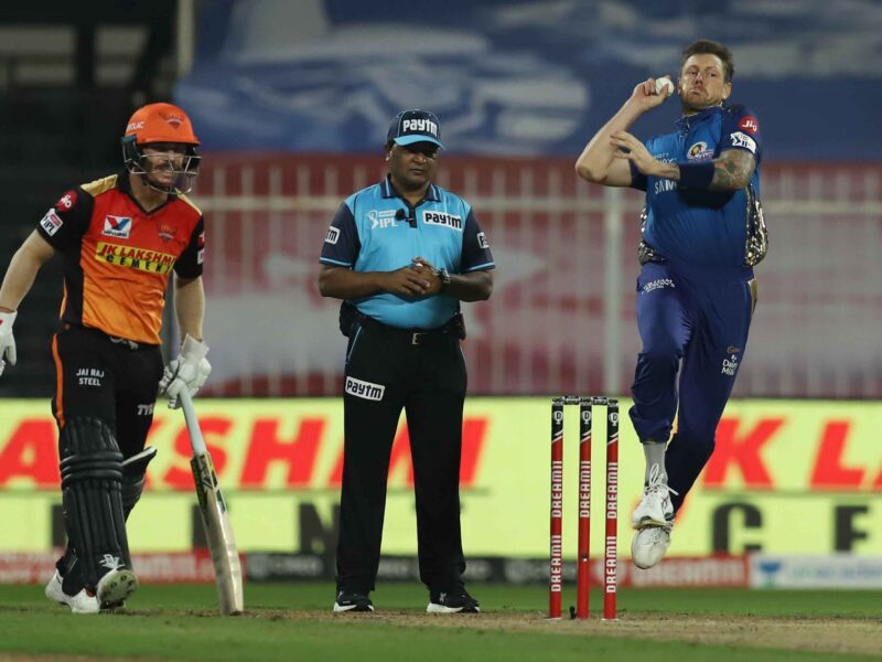 MI vs SRH : STATS : मैच में बने 8 रिकॉर्ड्स, डेविड वॉर्नर ऐसा करने वाले बने आईपीएल इतिहास के पहले खिलाड़ी 12
