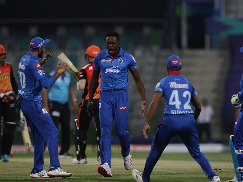 DCvsSRH, MATCH REPORT: हैदराबाद को 17 रनों से हराकर दिल्ली की टीम ने पहली बार फाइनल में बनाई जगह 13
