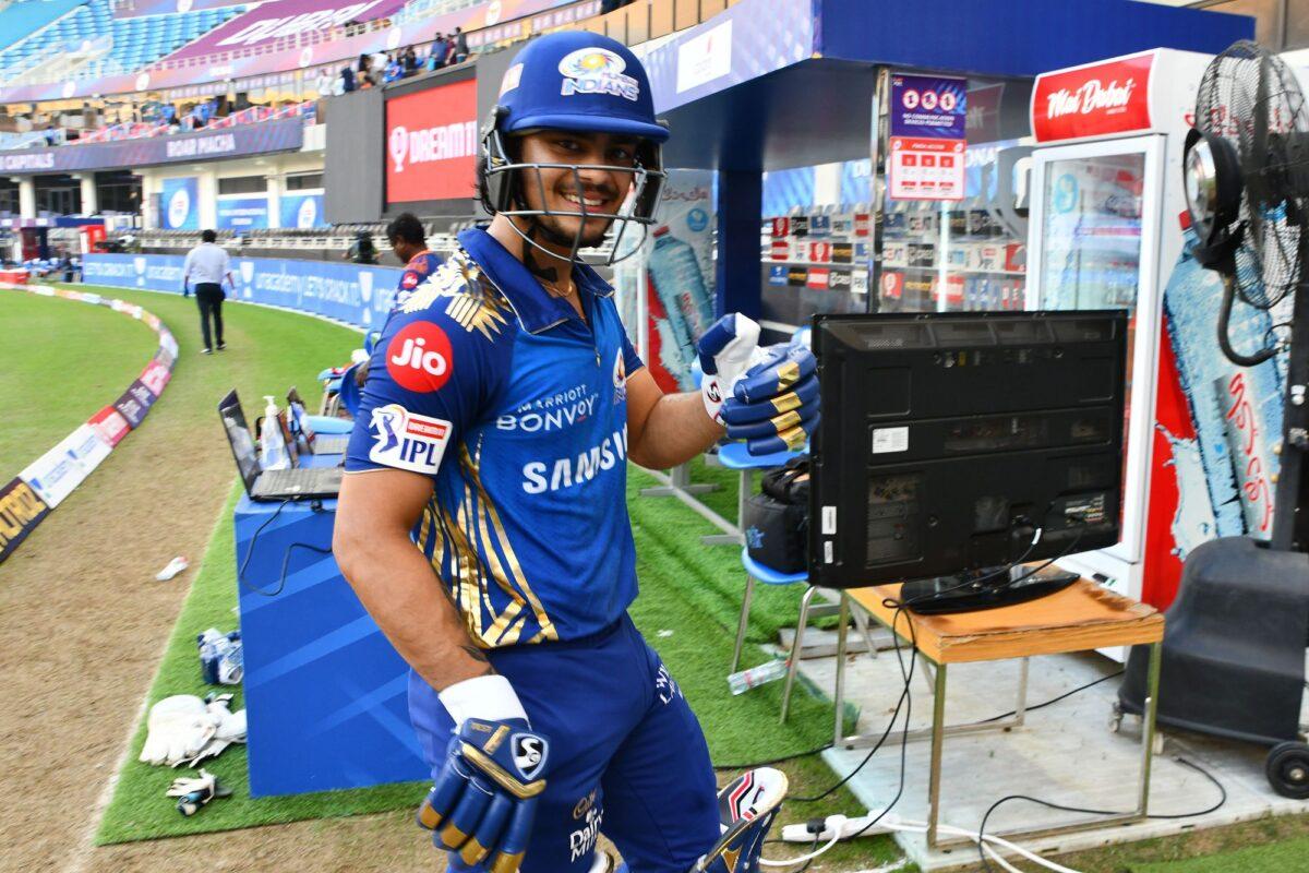आईपीएल 2020- गेंदबाजों के बजाय ईशान किशन को मैन ऑफ द मैच देने पर भड़के के पूर्व भारतीय दिग्गज 1