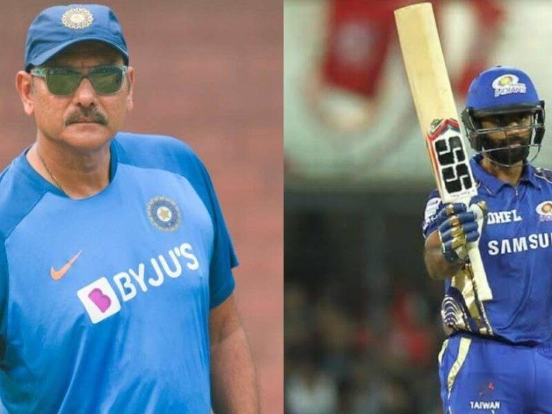 कोच रवि शास्त्री ने बताया क्यों सूर्यकुमार यादव को भारतीय टीम में नहीं मिल पा रहा है मौका 11