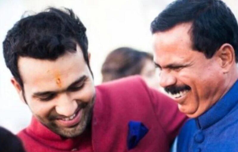 रोहित शर्मा ने कोच ने बताया कब इस दिग्गज में उन्हें दिखे थे कप्तानी के गुर, उस समय जीताते थे मैच 10