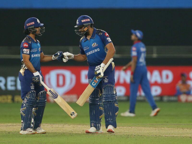 MIvsDC, FINAL : रोहित शर्मा की तूफानी पारी के दम पर मुंबई इंडियंस ने दिल्ली को 5 विकेट से हराया 13