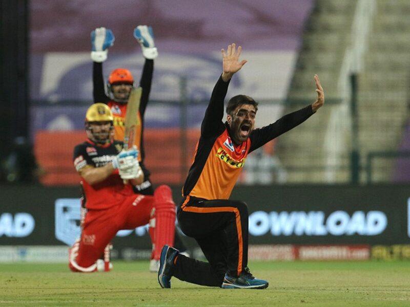 आईपीएल 2020- सनराईजर्स हैदराबाद की जीत के बाद राशिद खान ने खोला ये राज 4