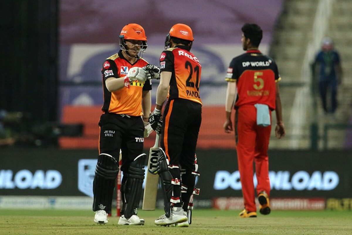 SRHvsRCB: बैंगलोर के हराकर फाइनल की तरफ बढ़ी हैदराबाद, ट्वीटर पर रहा केन विलियमसन का जलवा 1