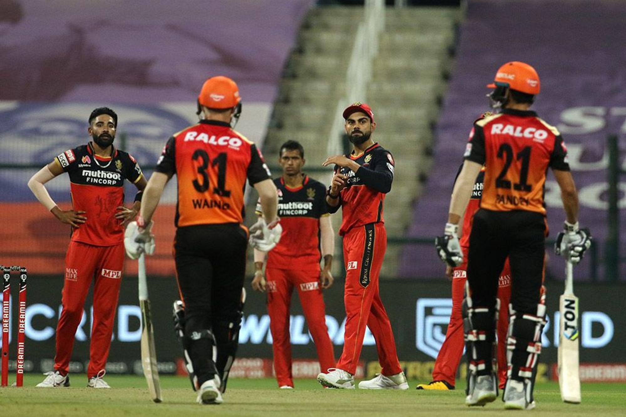 SRHvsRCB: बैंगलोर के हराकर फाइनल की तरफ बढ़ी हैदराबाद, ट्वीटर पर रहा केन विलियमसन का जलवा 2